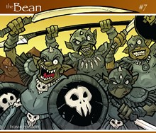 The Bean Comic Book 7