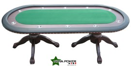 Luxury Deluxe POKER TABLE for 10 players