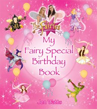 Book-My Fairy Special Birthday Book