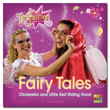 Fairy Tales Cinderella and Little Red Riding Hood