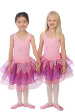 Beautiful leotard for your fairy dancing girl!
