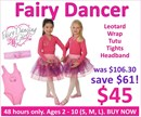 A Fairy Dancing Girl Package