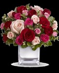 T400-2A  Love Medley Bouquet