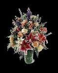 C17-3061S Star Gazer Bouquet