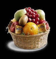 C32-2991S Fruit & Chocolate Basket