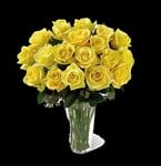S38-4307d Yellow Rose Bouquet