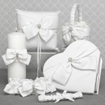 20579 Sparkling Sash Collection (Option 1 with Heart guest book)