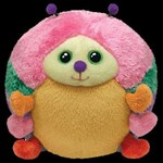 TY Beanie Ballz - GUMDROP the Caterpillar