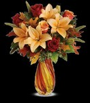 T12T210A Treasures of Fall Bouquet