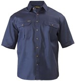 Bisley Original Cotton Short Sleeve Shirt