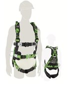 Miller AirCore Rigger harness