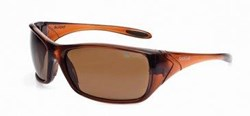 Bolle Voodoo Brown Polarised Lens Safety Glasses