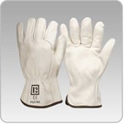 Premium Cowhide Leather Riggers Glove