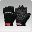 Contego P8174A Fingerless Synthetic Leather Gloves