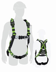 Miller AirCore Construction Harness