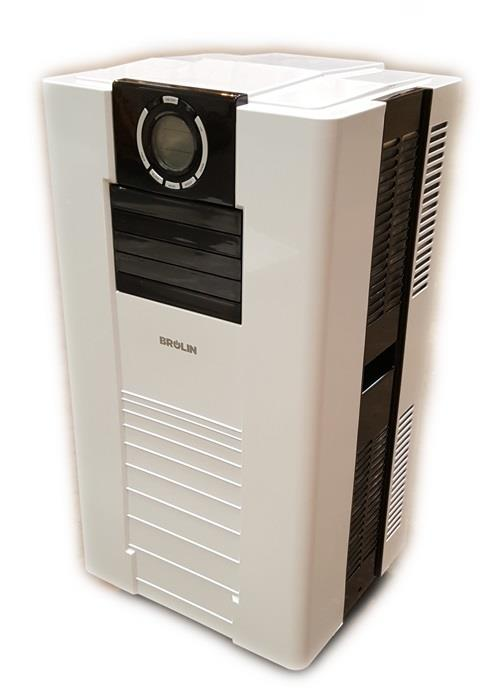 Brolin BR16P 4.8kw 16000 Btu Heavy Duty Portable Air Conditioning Unit Aircon247.com | portable ...