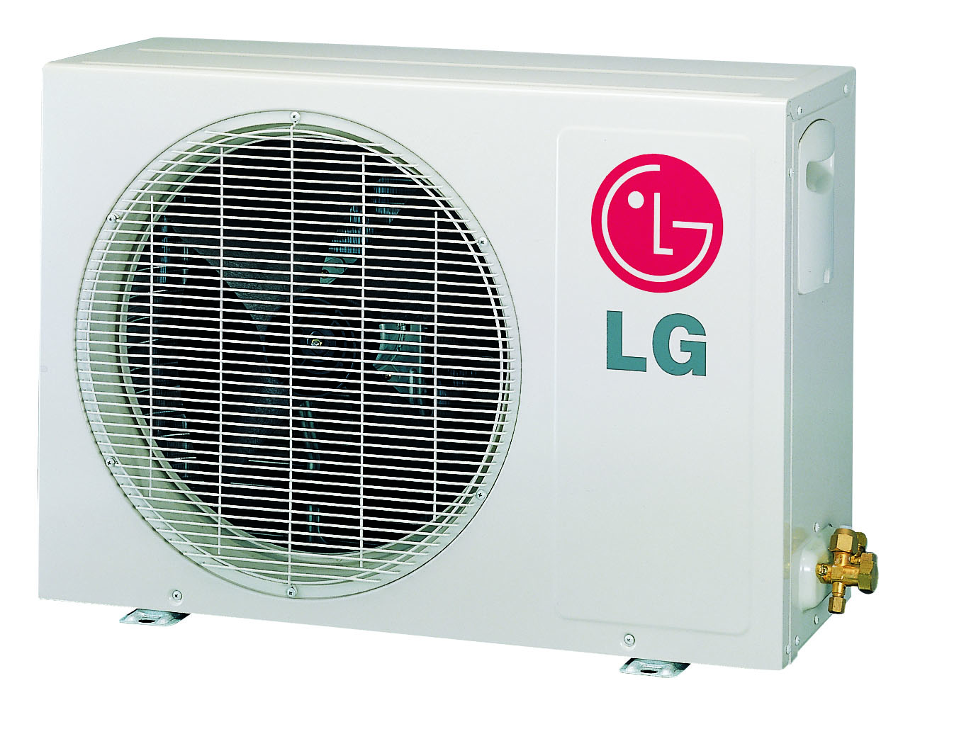 split air conditioning system lg p03ah 28 000btu floor standing split #CB0046