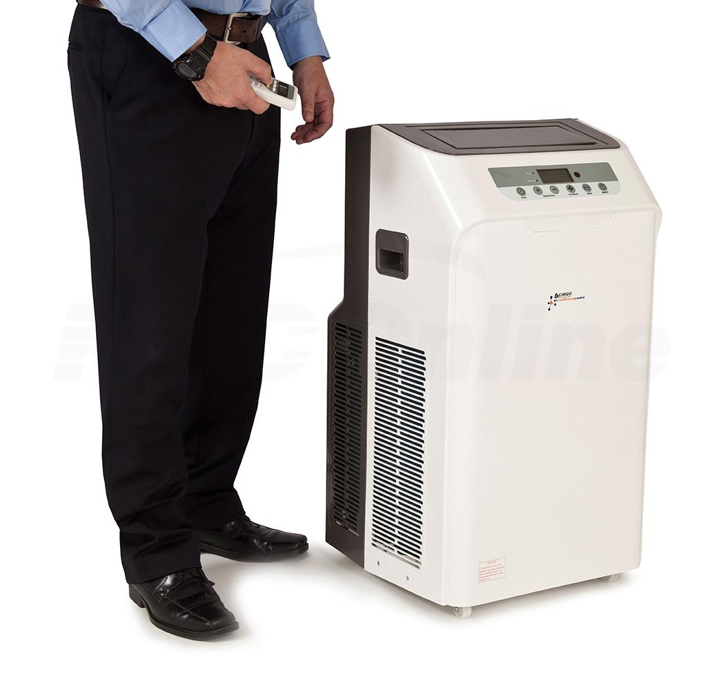 Acc45 4 1kw 14 000btu Portable Air Conditioning Unit