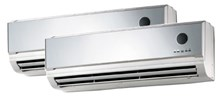 OMAS Krystal range of easy install air conditioning system