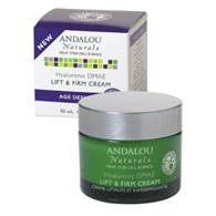 Andalou Naturals Hyaluronic DMAE Lift & Firm Cream 50mL