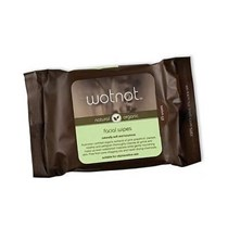 Wotnot Facial Wipes for Oily + Sensitive Skin 25 Pack