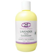Uniquely Organic Herbal Lavender Conditioner 510mL