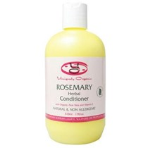 Uniquely Organic Herbal Rosemary Conditioner 510mL