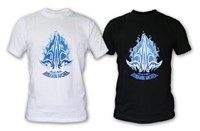 Win&Win Shirts Blue Fire
