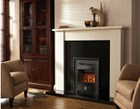 Valor Classica LED and Coal Effect Dimension 2kw 05844B1 Black Electric Fire - £445