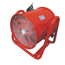 Broughton MB2000 high capacity 14400 m3/hr drum fan in 110v or 230v - 2 year warranty