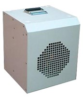 Broughton Blue Giant FF3 230V 3kw portable industrial fan heater with Thermostat-2 year warranty