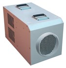 Broughton Blue Giant FF29 29kw 400v 3 phase portable fan heater