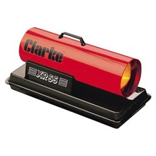 Clarke XR55 51,000btu Diesel or Paraffin Fired Space Heater