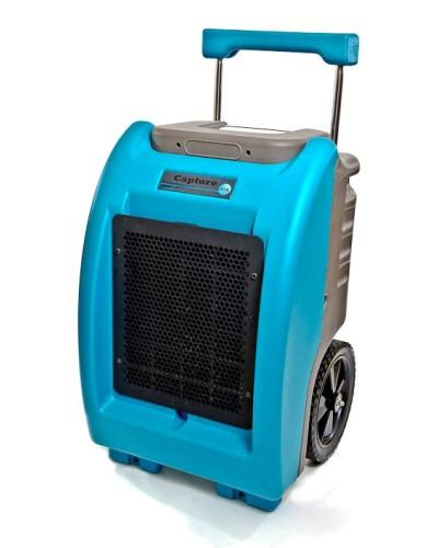 Portable industrial dehumidifier