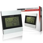 LCD Weather Station and Alarm Clock