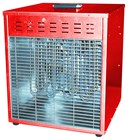 Broughton Red Giant FF20 400V 32a 3 phase 20kw portable industrial fan heater