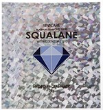 Platinum Diamond Series Squalane Mask with Coenzyme Q10. Pack of 5