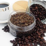 Coffee Body Scrub with Vitamin E 200g