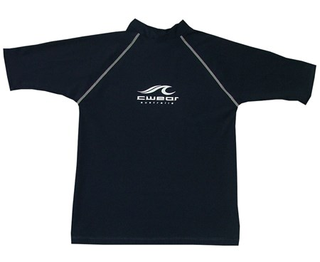 SALE - NAVY SWIM SHIRT - SIZE 0