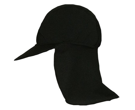 HAT - FLAP STYLE -VARIOUS COLOURS -  CHILD