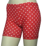 SALE - RED SPOT BOY LEG SWIM SHORTS