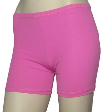 PINK BOY LEG SWIM SHORTS - YOUTH