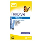 FreeStyle Optium Blood Glucose Test Strips