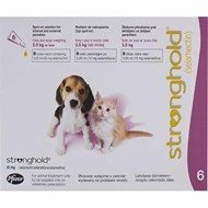 Stronghold Puppy and Kittens under 5lbs (2.5kg) - 1 Pack