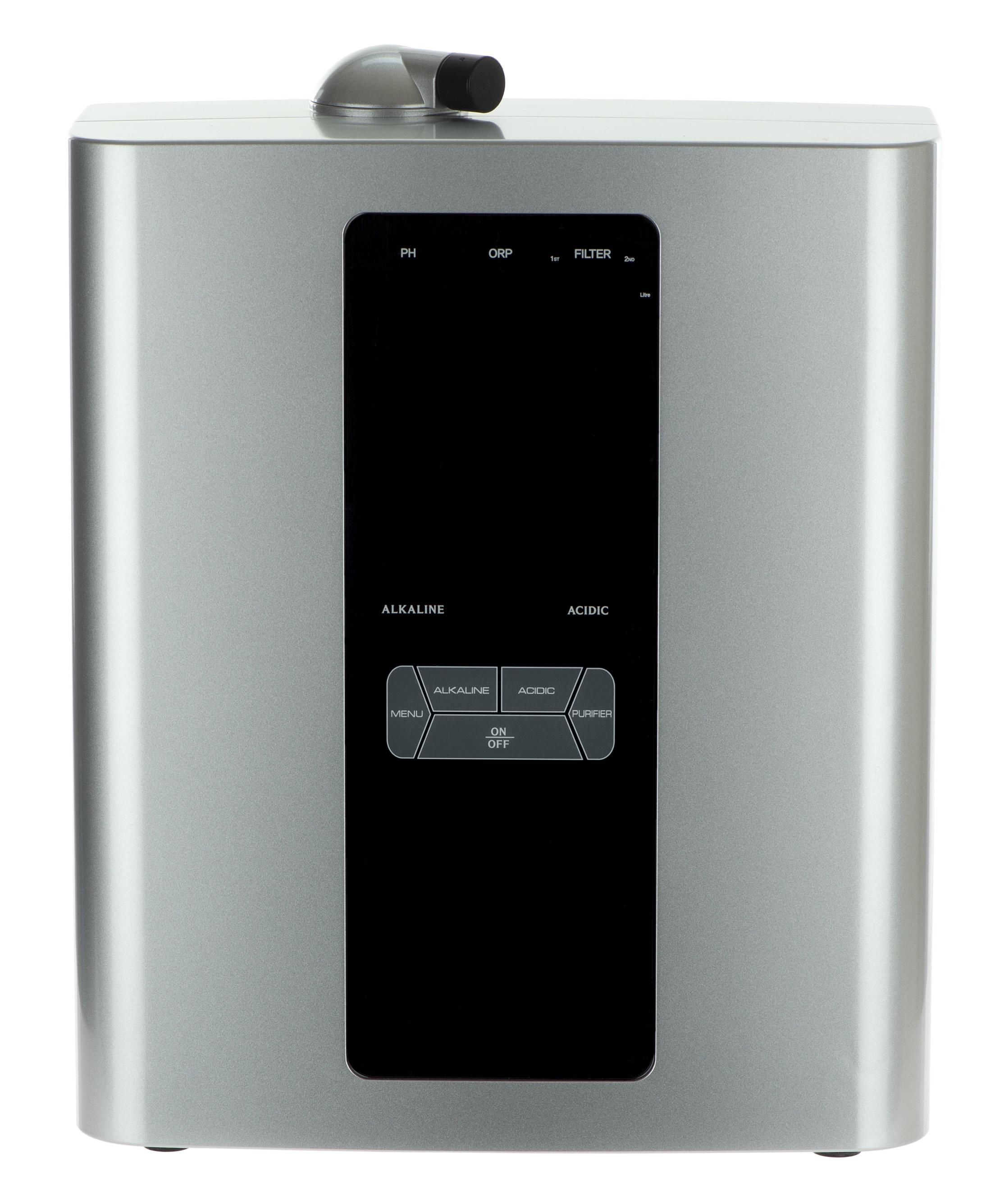 Alkaline Counter Top Water Ionizer Purifier Two 9-Level Filters