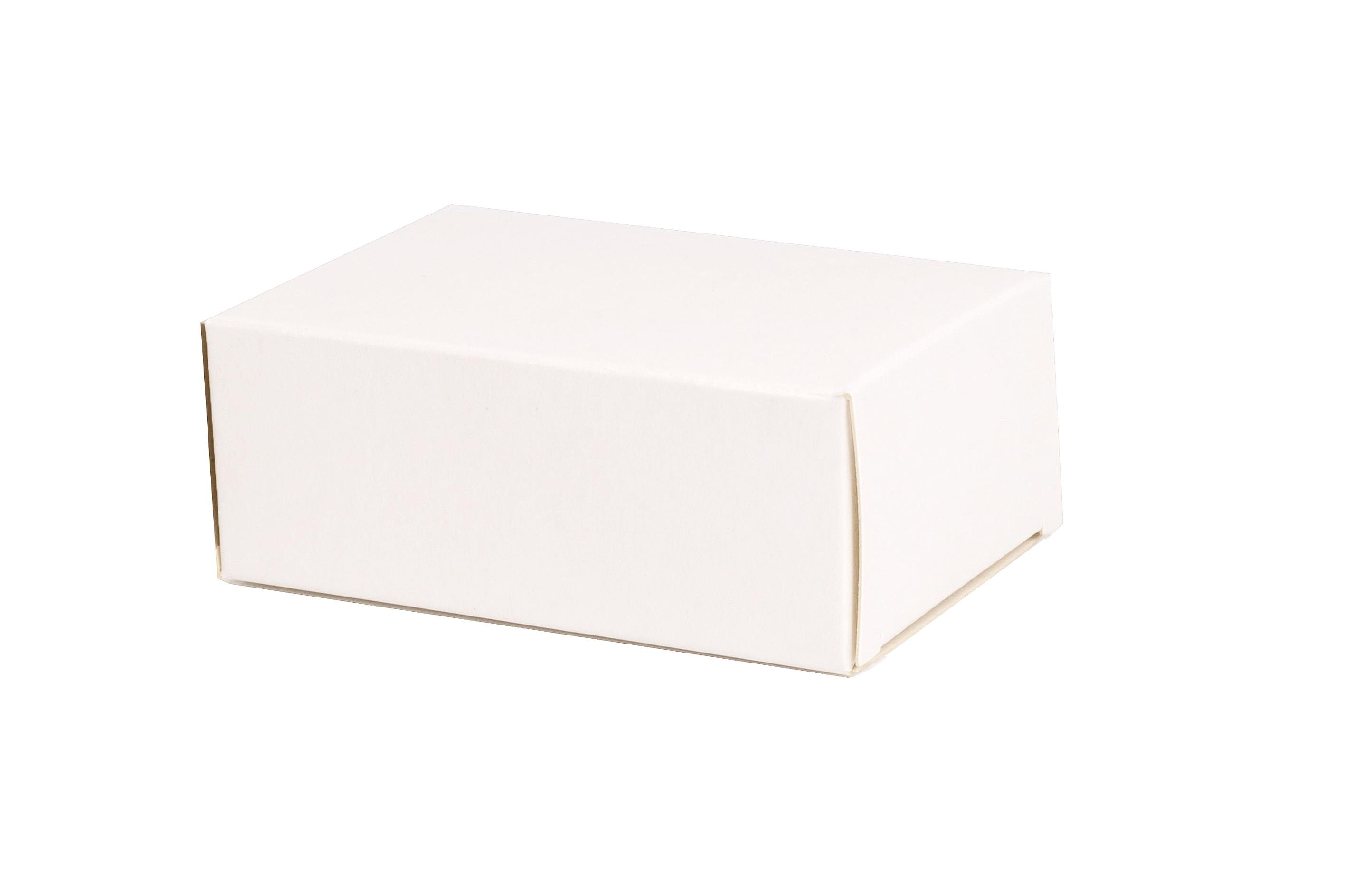 White flat pack soap gift box 88 x 60 x 35mm soapwh88 negle Image collections