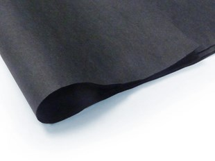 Recycled Black Tissue Paper - 240 sheets (S)
