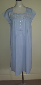 French Country Cotton Nightie FCL188