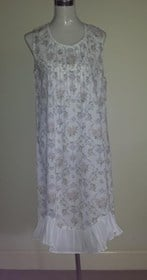 French Country Cotton Nightie FCL100