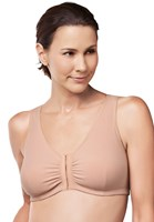 Amoena Frances Front Opening Post Surgery Bra 2128
